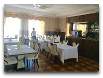 отель The Plaza Hotel Bishkek: Ресторан отеля