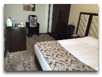 отель The Plaza Hotel Bishkek: Номер Standard Sng