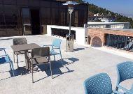 отель The Terrace Hotel & Restaurant: Терраса