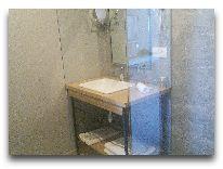 отель The Terrace Hotel & Restaurant: Ванная комната