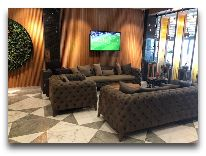 отель Theatrum Hotel Baku: Холл отеля