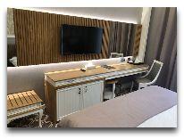 отель Theatrum Hotel Baku: Номер Deluxe standart