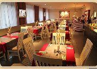 отель TIA: Ресторан