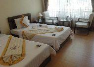 отель Tien Dat Mui Ne Resort: Deluxe room