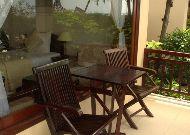 отель Tien Dat Mui Ne Resort: Ocean Bungalow - терраса