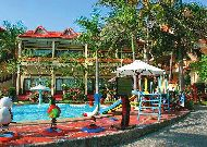 отель Tien Dat Mui Ne Resort: Детская площадка