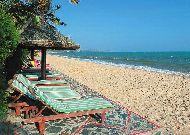 отель Tien Dat Mui Ne Resort: Пляж