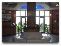 отель Tien Dat Mui Ne Resort: Холл