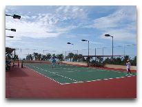 отель Tien Dat Mui Ne Resort: Теннисные корты