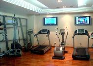 отель Cyti Tien-Shan: Фитнес зал