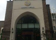 отель Tiflis Palace: Вход в отель