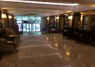 отель Tiflis Palace: Холл