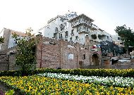 отель Tiflis Palace: Фасад