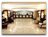 отель Tiflis Palace: Ресепшен