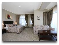 отель Tiflis Palace: Номер Superior
