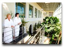 отель Toila SPA: Wellness центр зимний сад