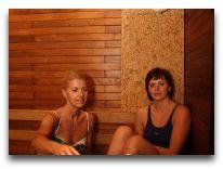 отель Toila SPA: Wellness центр финская баня