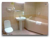 отель Toila SPA: Ванна в Junior Suite