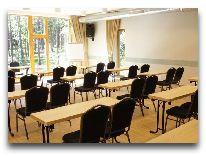 отель Парк отдыха и развлечений Tony Resort: Дом конференций Kalnas