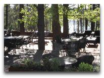 отель Парк отдыха и развлечений Tony Resort: Открытая терраса и гриль