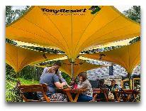отель Парк отдыха и развлечений Tony Resort: Пиццерия
