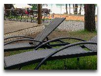отель Парк отдыха и развлечений Tony Resort: Пляж