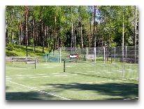 отель Парк отдыха и развлечений Tony Resort: Теннисные корты