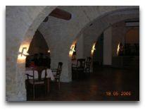отель Toss Hotel Riga: Ресторан