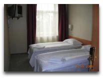 отель Toss Hotel Riga: Номер standard