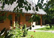 отель Trakaitis: Территория