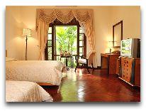 отель Tuan Chau Resort Hotel: Deluxe Beachfront Villa