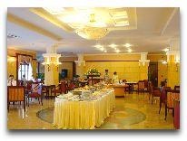 отель Tuan Chau Resort Hotel: Ресторан
