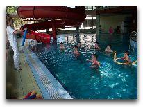 санаторий Tulpe: Комплекс бассейна и бань