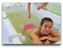 санаторий Tulpe: Водные процедуры