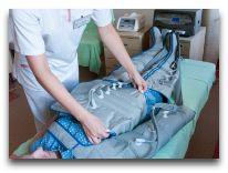 санаторий Tulpe: Лечебные процедуры