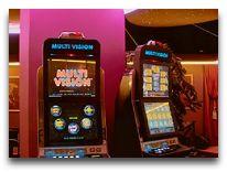 отель Турист: Игровые автоматы
