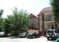 отель Туристан: Фасад отеля