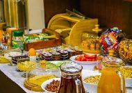 отель Туристан: Ресторан
