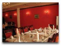 отель Turkestan: Ресторан