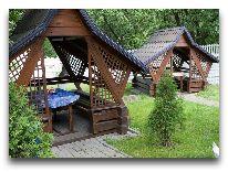 отель У фонтана: Летнее кафе