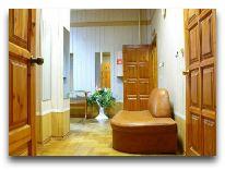 отель У фонтана: Сауна