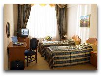 отель Украина: Двухместный номер эконом