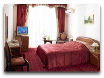 отель Украина: Одноместный номер стандарт