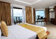 отель Unique Mui Ne Resort: Deluxe Ocean View room
