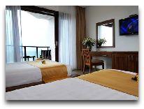 отель Unique Mui Ne Resort: Deluxe Ocean View room