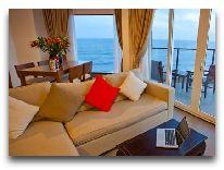 отель Unique Mui Ne Resort: Studio Penthouse Ocean View