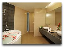 отель Unique Mui Ne Resort: Suite Ocean Front - ванная комната