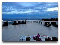 отель Unique Mui Ne Resort: Терраса ресторана