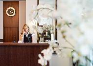 отель Von Stackelberg Hotel Tallinn: Ресепшен