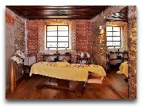 отель Von Stackelberg Hotel Tallinn: Ресторан